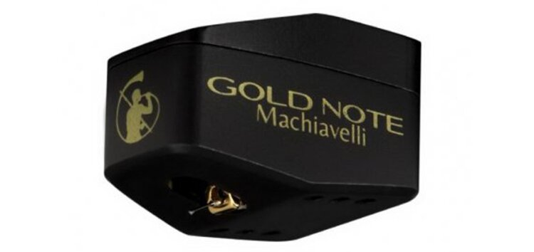 Фонокартридж Gold Note Machiavelli Gold MkII